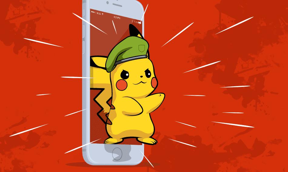pokemon go revolution