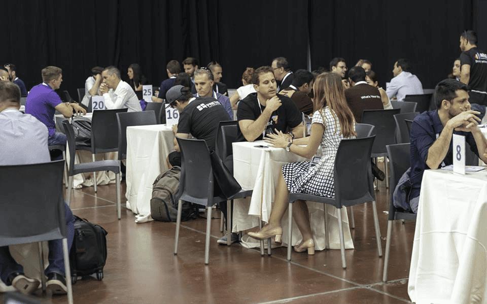 Israel mobile summit 1 on 1 meetings.jpg