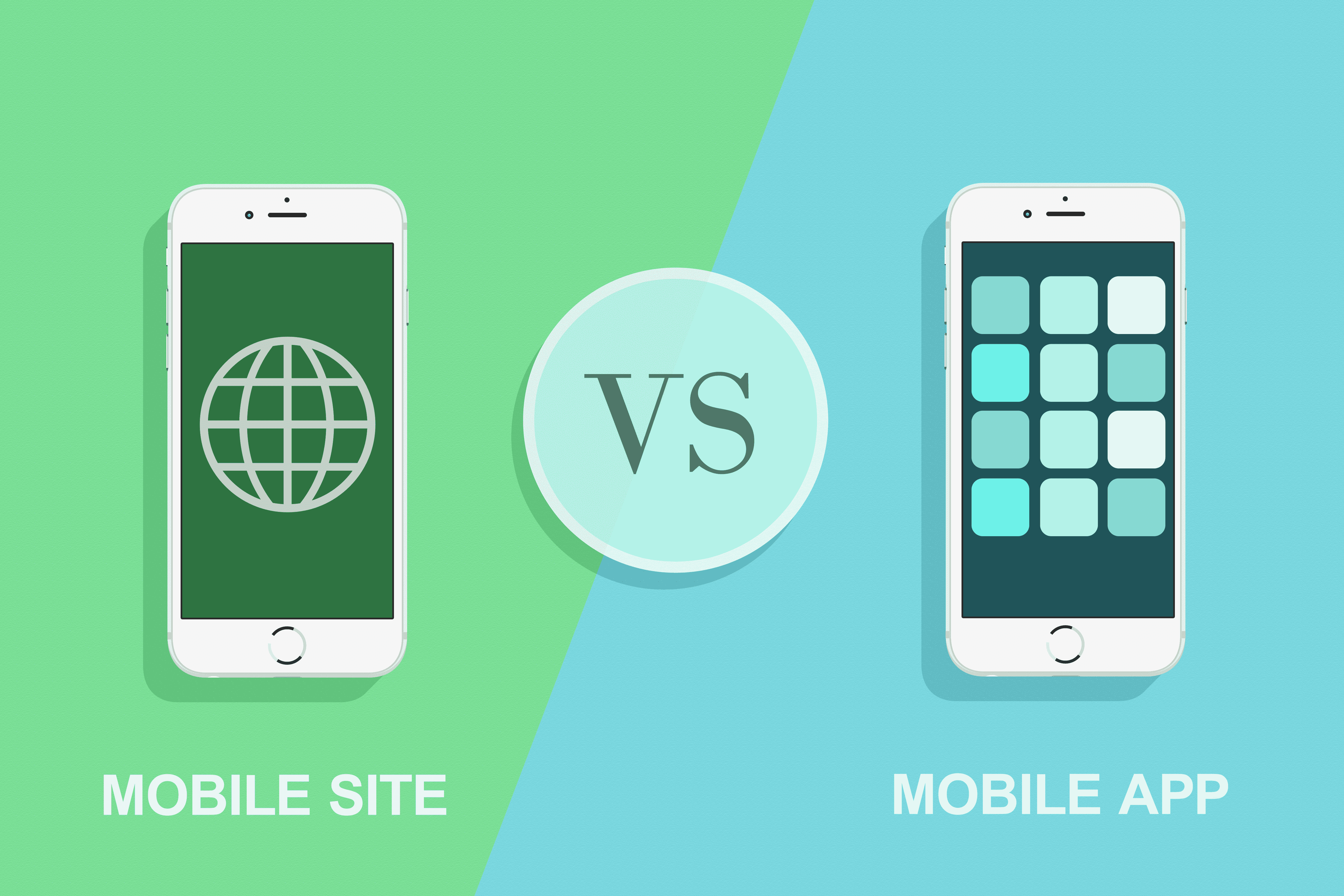 mobile site  vs app.png
