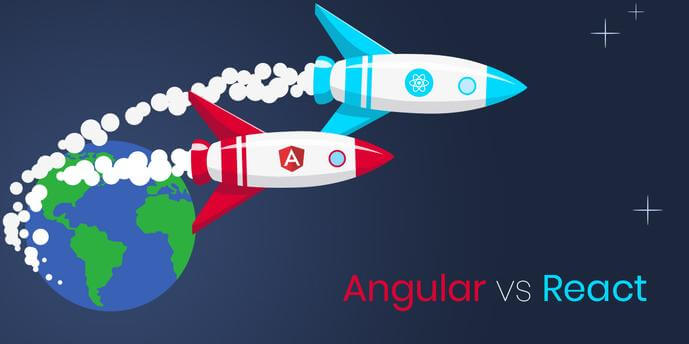 React vs Angular: how a library can compete with a framework