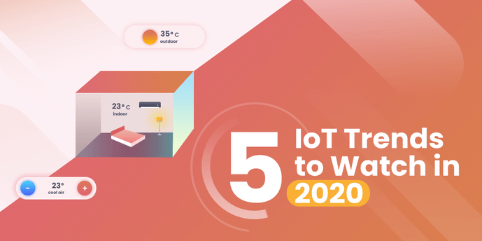 5 IoT Trends to Watch in 2020