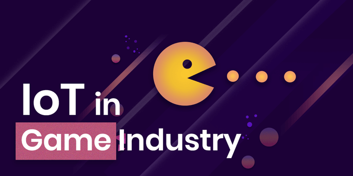 How can you use IoT in game industry?