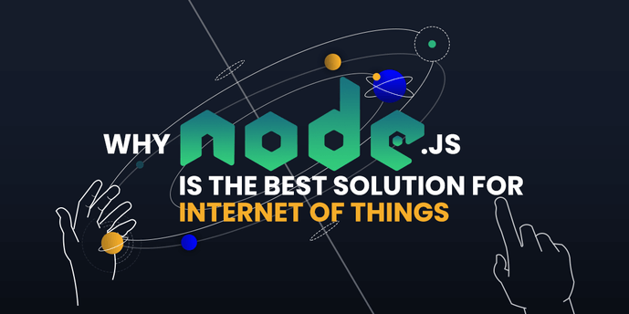 Why Node.js Is the Best Solution for Internet of Things