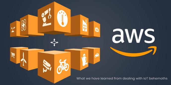 The non-primitive approach of Amazon: How AWS IoT meets IoT challenges